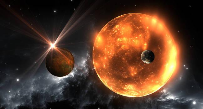 Planerty-pozasłoneczne